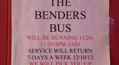 Photo of Bar R.D. Benders at 589 Lafayette Ave, Hawthorne, NJ 07506, United States