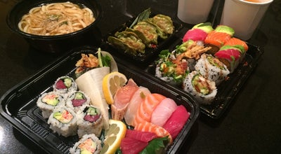 Photo of Sushi Restaurant Kaya Sushi at 13400 Washington Blvd, Marina del Rey, CA 90292, United States