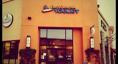 Photo of Dessert Shop Big Kahuna Yogurt at 1250 Shaw Ave, Clovis, CA 93612, United States