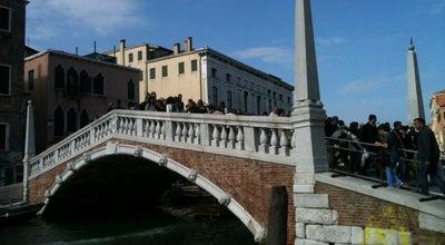 Photo of Bridge Ponte de Canaregio o de le Guglie at Cannaregio, 1295, Venezia 30135, Italy
