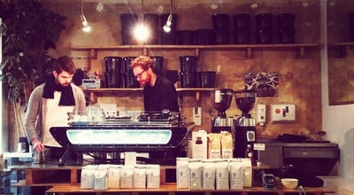 Photo of Cafe Bonanza Coffee Heroes at Oderberger Str. 35, Berlin 10435, Germany