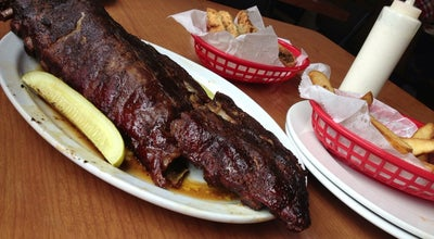 Photo of BBQ Joint Wabash BBQ at 646 S Kansas City Ave, Excelsior Springs, MO 64024, United States