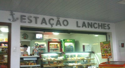 Photo of Diner Estação Lanches - Estacio Fap at R. Municipalidade, Belém - Pa, Belém, Brazil