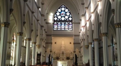 Photo of Church The Cathedral Of Saint John The Baptist at 120 Broad St, Charleston, SC 29401, United States