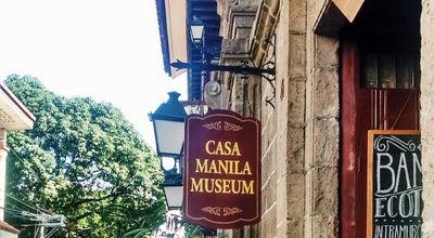 Photo of Historic Site Casa Manila at Intramuros, Manila City, Philippines