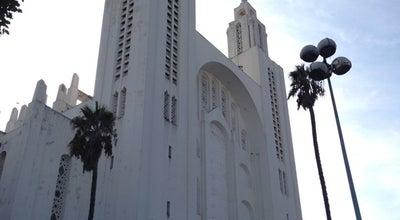Photo of Monument / Landmark Église Du Sacré-Cœur at Rue D'alger, Casablanca, Morocco