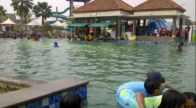 Photo of Pool Water Bom Saiji at Serpong Garden, Tangerang, Indonesia