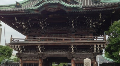 Photo of Temple 柴又帝釈天 (経栄山題経寺) at 柴又7-10-3, 葛飾区 125-0052, Japan