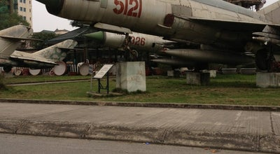 Photo of History Museum Bảo Tàng Phòng Không Không Quân (Air Force Museum) at Trường Chinh, Thanh Xuân, Vietnam