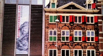 Photo of Art Museum Het Rembrandthuis at Jodenbreestraat 4, Amsterdam 1011 NK, Netherlands