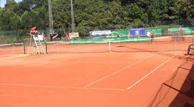 Photo of Tennis Court TC Peerdsbos at Elshoutbaan 2/a, Brasschaat 2930, Belgium