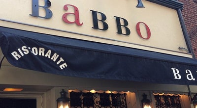 Photo of Italian Restaurant Babbo at 110 Waverly Pl, New York, NY 10011, United States