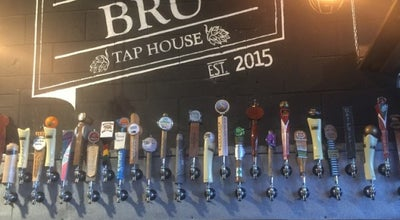 Photo of Bar BRÜ Tap House at 143 E Main St, Tavares, FL 32778, United States
