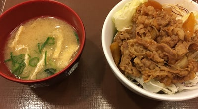 Photo of Diner すき家 117号飯山店 at 静間2085-1, 飯山市, Japan