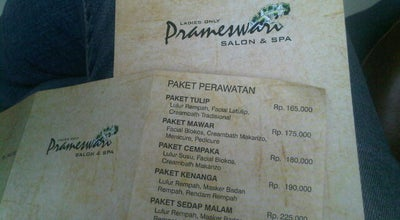 Photo of Spa Prameswari Salon & Spa at Jl. Overste Isdiman No.8, Purwokerto, Indonesia