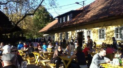 Photo of Diner Gostilna Rožnik at Cankarjev Vrh 1, Ljubljana 1000, Slovenia