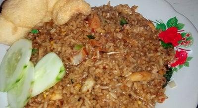 Photo of Asian Restaurant Nasi Goreng Jamur Pak Pur at Sragen Dok, Sragen, Indonesia