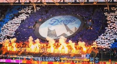 Photo of Soccer Stadium Дніпро-Арена / Dnipro-Arena at Вул. Херсонська, 7, Дніпропетровськ 49000, Ukraine