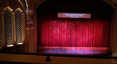 Photo of Opera House Opera San Jose at 345 S 1st St, San Jose, CA 95113, United States