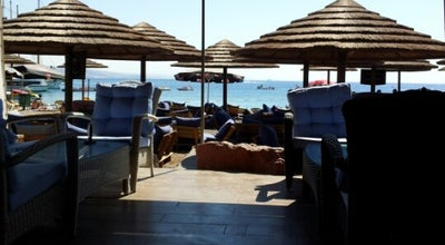 Photo of Cafe Maman beach at Eilat, Israel