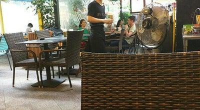 Photo of Bar Vincent Italian Restaurant 文森特意大利餐厅 at 珠江新城兴盛路兴盛汇g11号铺, Guangzhou, Gu, China