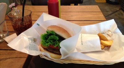 Photo of Burger Joint フレッシュネスバーガー 香里園店 at 香里南之町19-1, 寝屋川市 572-0084, Japan