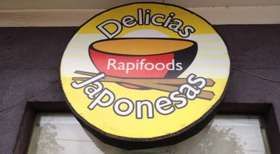 Photo of Japanese Restaurant RAPIFOOD Delicias Japonesas at Avda Mariscal Lopez, Fernando de la Mora, Paraguay