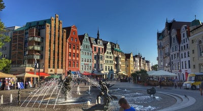 Photo of Historic Site Pornobrunnen at Uni-platz, Rostock, Hansestadt 18055, Germany