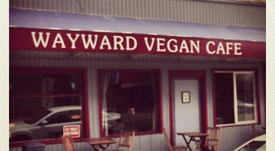 Photo of Vegetarian / Vegan Restaurant Wayward Vegan Cafe at 801 Ne 65th St, Seattle, WA 98115, United States