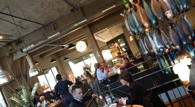 Photo of Italian Restaurant Vicini at Kortekade 65, Rotterdam 3062 GN, Netherlands