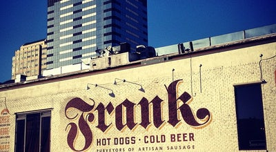 Photo of Hot Dog Joint Frank at 407 Colorado St, Austin, TX 78701, United States
