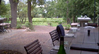 Photo of Restaurant Terroir at Kleine Zalze Wine Farm, Stellenbosch 7600, South Africa