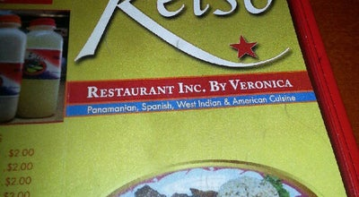 Photo of Latin American Restaurant Kelso Restaurant at 648 Franklin Ave, Brooklyn, NY 11238, United States