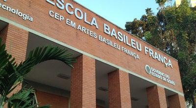 Photo of Concert Hall Teatro Escola Basileu França at Av. Universitária, 1750, Goiânia 74610-090, Brazil