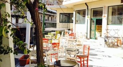 Photo of Cafe Αρbarόριζα at Πλατεία Πλαστήρα 10, Pagrati 116 35, Greece