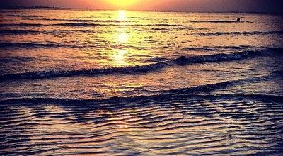Photo of Beach หาดบางแสน (Bang Saen Beach) at Bang Saen Sai 1 Rd., Mueang Chon Buri 20130, Thailand