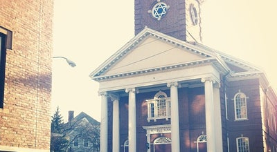 Photo of Synagogue temple sinai at 50 Sewall Ave, Brookline, MA 02446, United States
