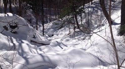 Photo of Trail Waterfall Trail - Gatineau Park at Gatineau, QC, Canada