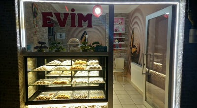 Photo of Bakery Evim Unlu Mamülleri at Fatih Caddesi, Karabük 78200, Turkey