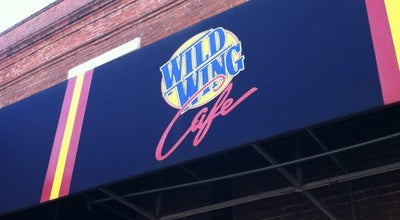 Photo of American Restaurant Wild Wing Cafe at 27 Barnard St, Savannah, GA 31401, United States
