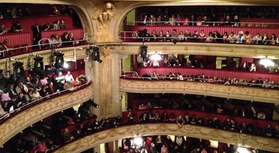Photo of Opera House Opéra de Lille at Place Du Théâtre, Lille 59000, France
