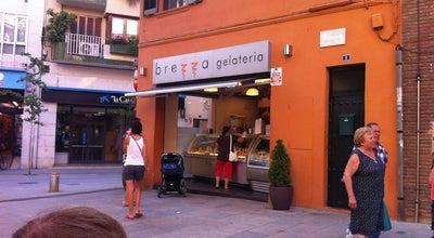 Photo of Ice Cream Shop Gelateria Brezza at Passeig De Dintre, Blanes 17300, Spain