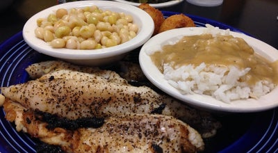 Photo of American Restaurant The Blue Plate Restaurant at 450 Mcfarland Blvd, Northport, AL 35476, United States