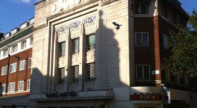 Photo of Movie Theater Odeon Cinema at 72 Hill St, Richmond TW9 1TW, United Kingdom
