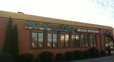 Photo of Mexican Restaurant Mi Pueblo Mexican Grill at 155 N Cross Ln, Statesville, NC 28625, United States