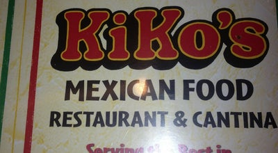 Photo of Mexican Restaurant Kiko's Mexican Food Restaurant at 5514 Everhart Rd, Corpus Christi, TX 78411, United States