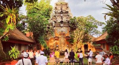 Photo of Temple Puri Saren Ubud (Ubud Palace) at Jln. Raya Ubud, Gianyar, Indonesia