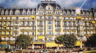 Photo of Hotel Fairmont Le Montreux Palace at Avenue Claude Nobs, 2, Montreux 1820, Switzerland