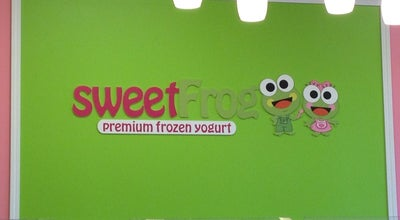 Photo of Ice Cream Shop Sweet Frog at 2820 Pike St., Parkersburg, WV 26101, United States