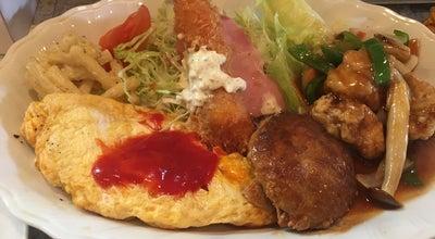 Photo of Diner グリル トンボ at 湖山町南1丁目782, 鳥取市, Japan